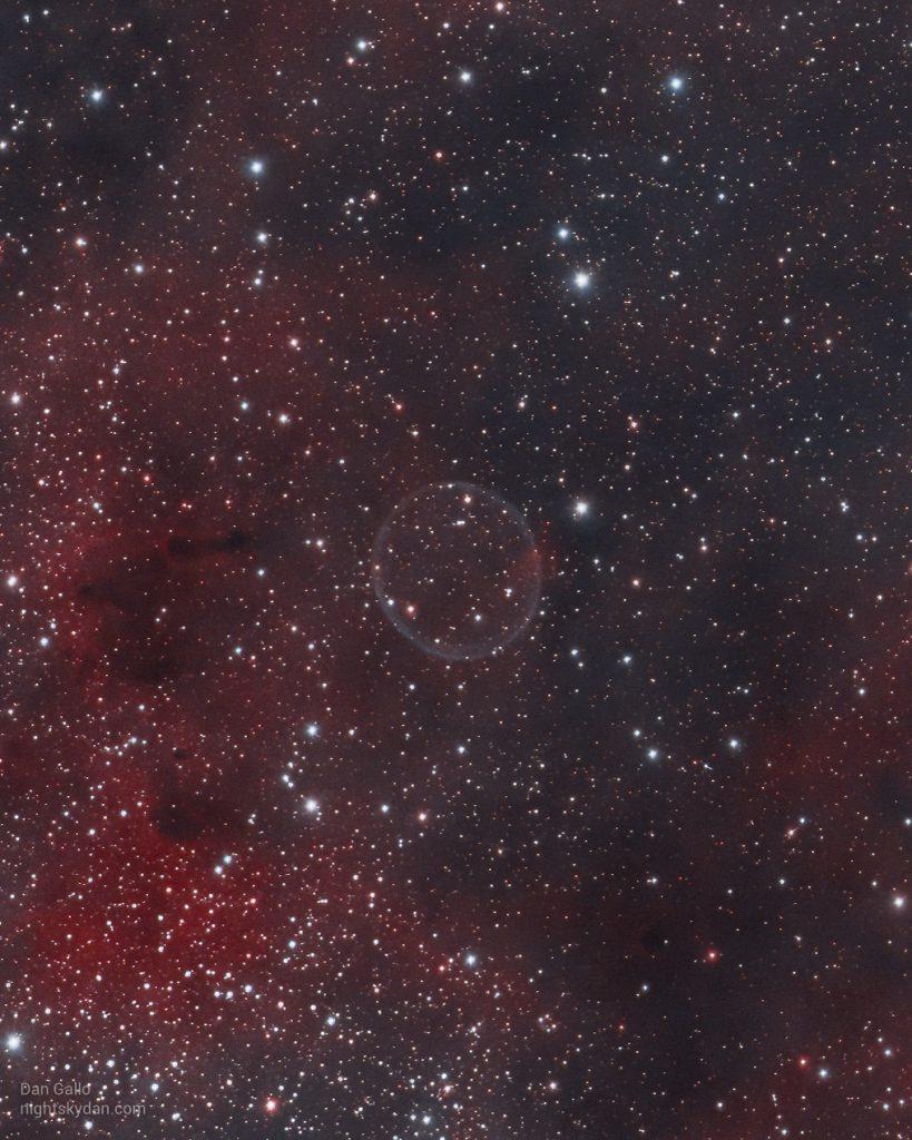 Soap Bubble Nebula